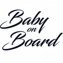 Baby Autoaufkleber BS100